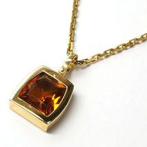 A Cartier Radonya K18YG citrine necklace 20048250 - $2,678.76