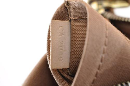 LOUIS VUITTON Monogram Odeon PM Shoulder Bag M56390 LV Auth sa741 image 11