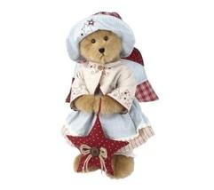 "Boyds Bears ""Star Spangler"" #4015589Q- 14"" Plush Bear-  QVC Exclusive- 2009 - $79.99"