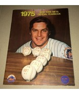 1975 NEW YORK  METS YEARBOOK SEAVER ON THE COVER - $12.87