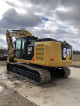 2017 Cat 323F Excavator FOR SALE IN Cunningham, KY 42035 image 7