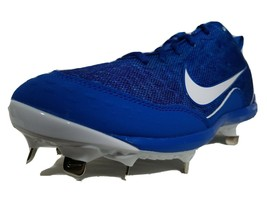 Nike Lunarlon Hyperdiamond 2 Pro Softball Cleats 7.5-9 Women's Blue 856492-401 - $10.20