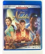 Aladdin (Blu-Ray + DVD) 2 Disc - $2.98