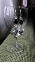 Swarovski crystal Skulls earrings Wedding jewelry Gift for her Crystal earrings  image 5