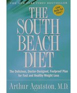 South Beach Diet Agatston, Arthur, M.D. - $3.33