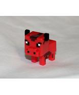 Nuevo Minecraft Minifigura Spooky Serie 9 Infernal Vaca Minifiguras Creeper - $4.92