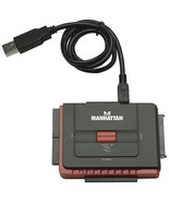 Manhattan 179195 USB 2.0 to SATA/IDE Adapter - $46.48