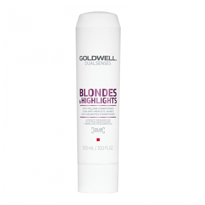 Goldwell Dualsenses - Blonde & Highlights Anti-Yellow Conditioner 10.1oz