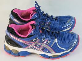 ASICS Gel Nimbus 14 Running Shoes Women's Size 6 US Excellent Plus Condi... - $51.89