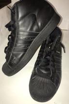 Boys Adidas Hi Tops Size 6.5 - $29.70