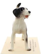 Hagen-Renaker Miniature Ceramic Dog Figurine Coon Hound image 2