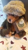 "Boyds Bears Plush 9"" Bear AUNT BESSIE SKIDOO  retired - $8.90"