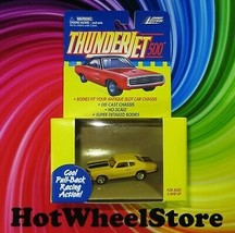1999 Johnny Lightning  ThunderJet 500  Yellow  '70 CHEVY CHEVELLE   O4-1... - $9.95