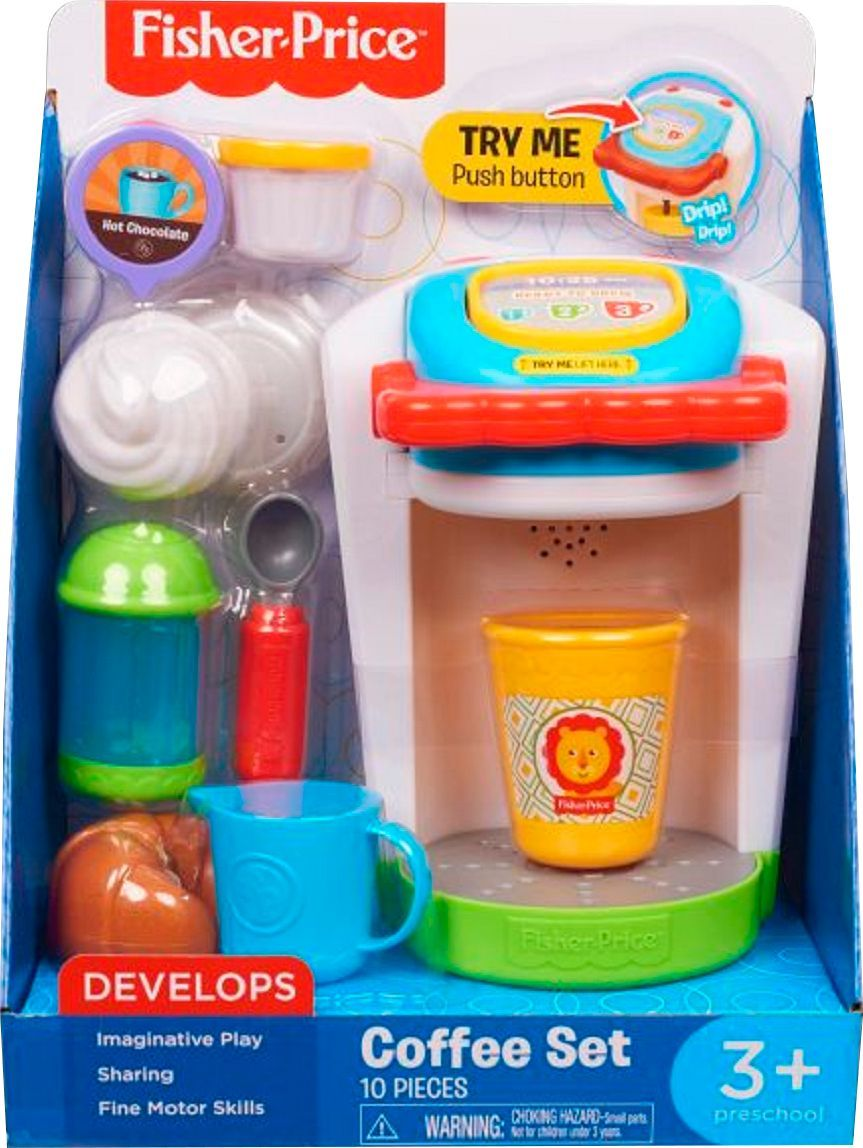 Fisher-Price - Coffee Maker Play Set image 5