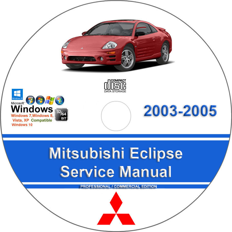 Aa1. Aa1. Mitsubishi Eclipse and Spider 2003 2004 2005 Factory Workshop  Service Manual