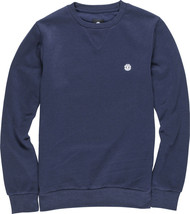 Element Cornell Crew Sweatshirt in Eclipse Navy - $58.56