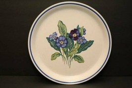 "STUDIO NOVA - Violet Splendor MT012  Dinner Plate 10 3/4"" - Retired Flor... - $9.85"