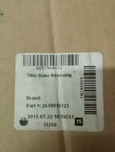 BOSCH 3912 COMPOUND MITER SAW BASE PLATE ASSEMBLY PART KIT 2610916123 - $180.00