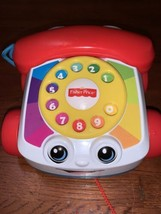 Fisher Price Phone Pull Toy / Pre Owned - $9.99