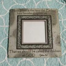 4×4 Bible Verse Photo Frame - $21.78