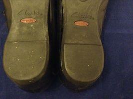Clark's Active Air Women's Black Comfortable Casual Dress Shoes Sz 10M image 5