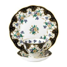 Royal Albert 100 Years 1910 DUCHESS Teacup Saucer and Plate 3 Piece New ... - $116.97