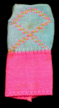 MOD 1968 Barbie #1804 Knit Hit Dress - $9.95