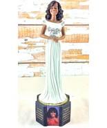 Hamilton Collection Michelle Obama Limited Ed Figurine by Keith Mallett ... - $39.59