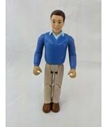 """Toys R Us Man Dad Dollhouse Figure 5.5"""" - $8.96"""