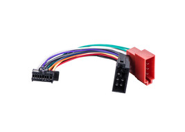 APS NY New Pioneer 16pin Into Radio harness with ISO connector SK1610-21... - $8.59