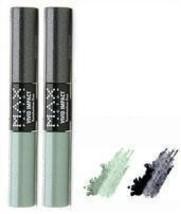Max Factor Vivid Impact Eyeshadow Duo 140 Moody Mint (Pack Of 2) - $19.59