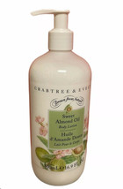Crabtree & Evelyn Sweet Almond Oil Body Lotion 16.9 fl oz - $34.65