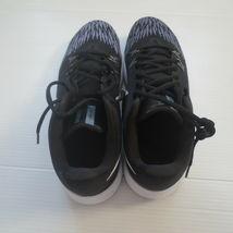 Nike Zoom Evidence II Shoes - 908976 - Black Lavender 105 - Size 14 - NEW image 6
