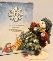 Boyds Bears & Friends: Douglas ... Sprucin' Up The Tree - Style 36524 image 2