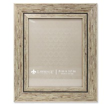 Lawrence Frames Weathered Decorative Picture Frame, 8 by 10-Inch, Natural - $25.89