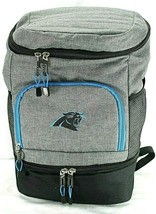 Carolina Panthers Edge Backpack by Northwest Company Charcoal - $59.99