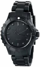 EOS New York Unisex Marksmen Plastic Black Quartz Analog Watch #359SBLK