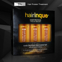 5% Brazilian Keratin 24K Gold Therapy Hair Protein Treatment Care Shampoo Set - $39.55