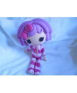 "Lalaloopsy Sew Cute Magical 16"" Purple Pink Orange Bed w/13"" Doll in Paj... - $49.95"