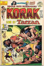 Korak, Son of Tarzan Comic Book #46, DC Comics 1972 FINE+ UNREAD - $10.69
