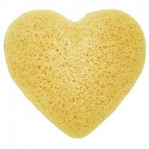 Japanese Konjac Heart Sponge - Peach - $11.13