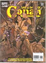 The Savage Sword of Conan Magazine #217, Marvel Comics 1994 FINE- NEW UN... - $3.99