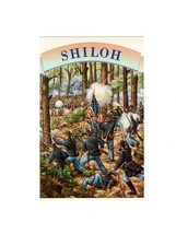 "POSTCARD-FIRST Day ISSUE-""SHILOH"" Civil War Classic Collection BK5 - $2.94"