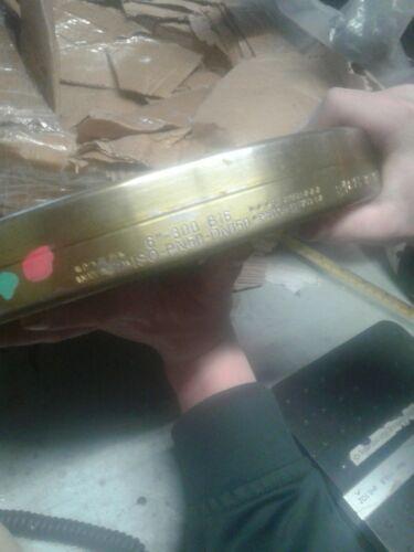 """6BLRF 300 lb. B16 .5 A/SA182 F316/316L  Steel Flange  12 11/2"""" OD"""