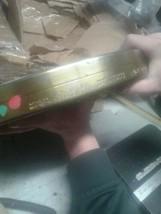 """6BLRF 300 lb. B16 .5 A/SA182 F316/316L  Steel Flange  12 11/2"""" OD image 1"""