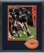 Cody Whitehair 2018 Chicago Bears Action -11x14 Team Logo Matted/Framed ... - $42.95