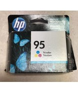 GENUINE NEW HP 95 C8766WN Color Ink Cartridge - $12.13