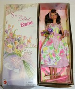 SPRING PETALS BARBIE SPECIAL EDITION ~ AVON EXCLUSIVE 2nd IN SERIES~ 1996 - $12.86