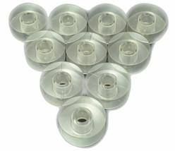 Class 95, 95 Plastic Bobbins 40264PL Designed To Fit Singer - $5.38