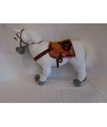 "Disney Store 15"" MAXIMUS Plush Stuffed TANGLED White Horse Princess Rapu... - $15.02"